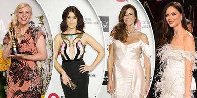 Das waren die Flop-Roben der Oscars