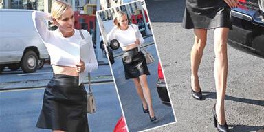 Diane Kruger: Erschreckend dünn