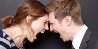 Deswegen streiten Paare!