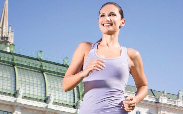 Warum Laufen glücklich macht