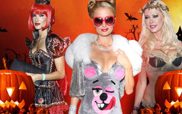 Hollywood feiert Halloween