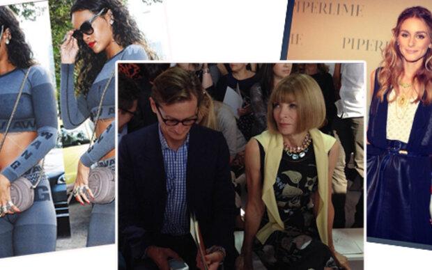 New York Fashion Week auf Instagram