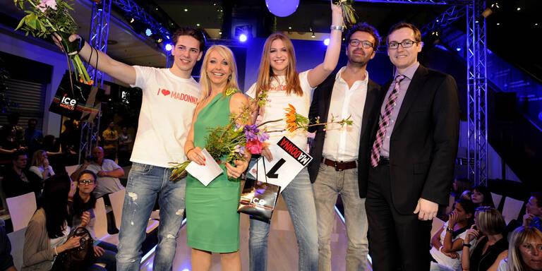 Model Contest: Nina und Karl sind die Sieger