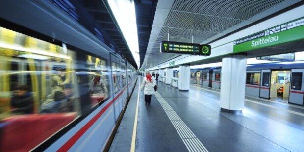 Österreicher sind die zweiteifrigsten Öffi-Benützer