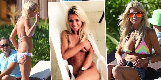 Tara Reid: Nacktfoto zu Neujahr