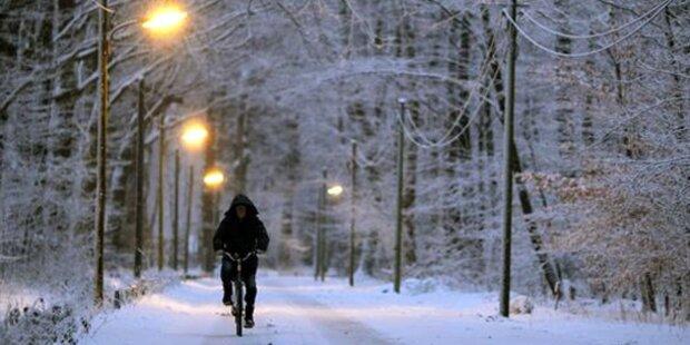 Russland-Kälte lässt uns bibbern