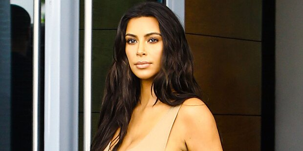 Kardashian nie mit Waffe bedroht?
