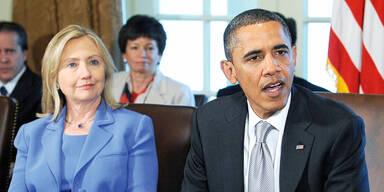 Fix: Hillary will ins Weiße Haus