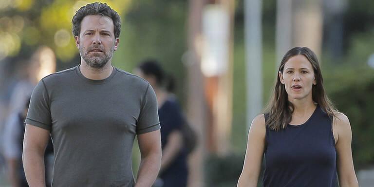 Affleck & Garner: Scheidung abgesagt