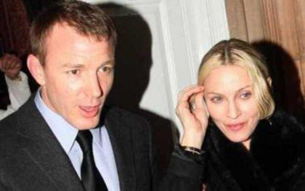Guy droht Madonna mit Scheidung