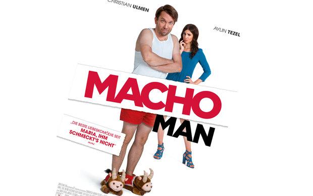 MADONNA-Premiere: Macho Man