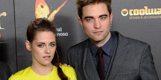 Pattinson: Offene Aussprache mit Kristen