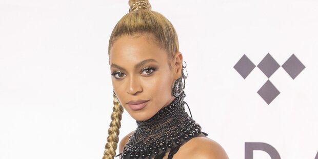 Beyonce: Komplikationen bei Zwillingsgeburt