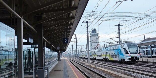 Zug überfuhr mit 200 km/h vergesslichen Fahrgast