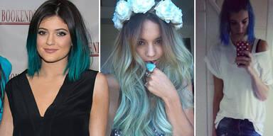 Kylie Jenner, Vanessa Hudgens, Luisa Hartema