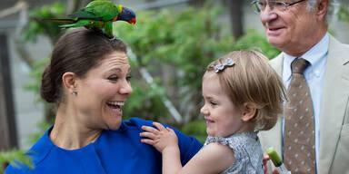 Estelle: Tierischer Spaß im Zoo