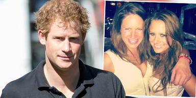 Prinz Harry, Camilla Thurlow
