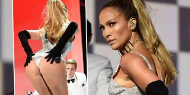 "Jennifer Lopez: Sexy bei der ""Fashion Rocks""-Show"