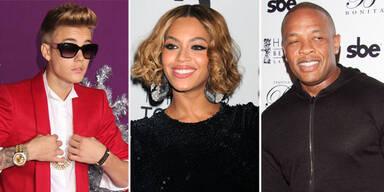 Forbes 2014: Die best bezahlten Musiker