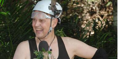 Rolfe Scheider im Dschungelcamp