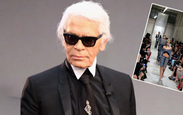 Lagerfeld versteigert Chanel-Praktikum
