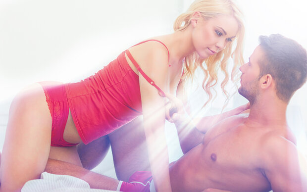 Lassen Sie seine Sex-Träume wahr werden