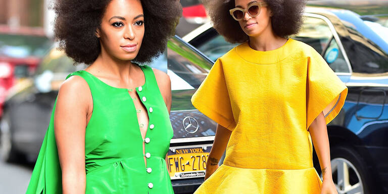 Solange Knowles: Je greller, desto besser