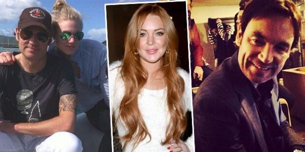 Was treibt Lindsay mit Larissas Whitney?