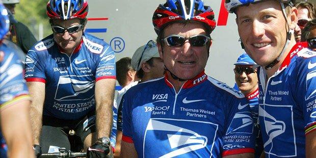Williams: Parkinson nahm ihm Hobby