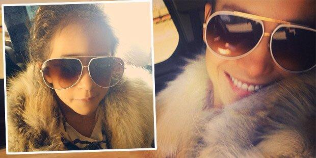 Lopez-Tochter Emme verkleidet sich als JLo