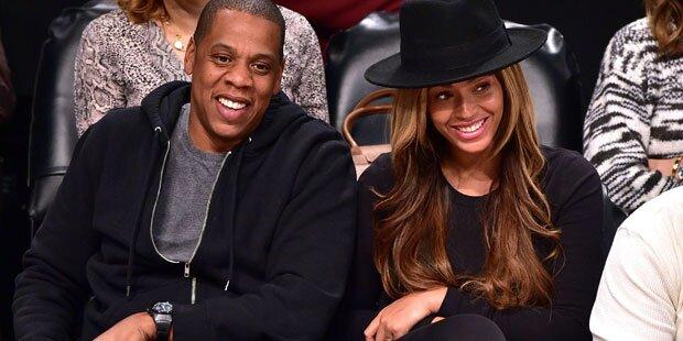 Beyoncé, versteckst du da etwas?