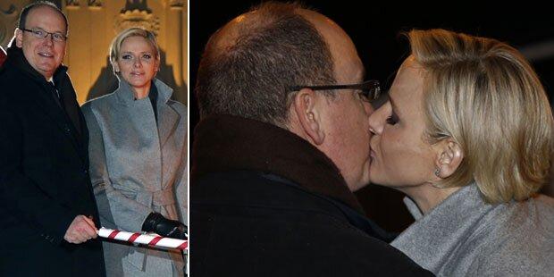 Charlène & Albert: Total verliebt
