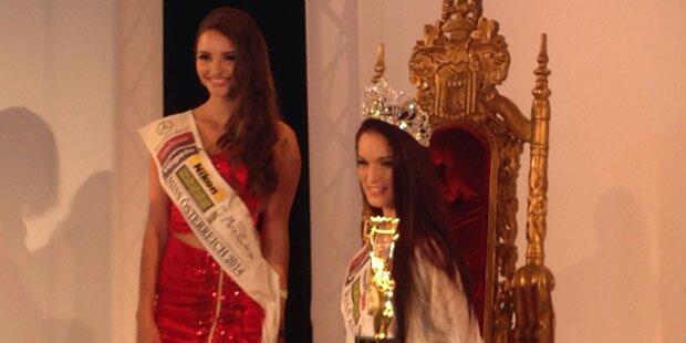 Annika Grill ist die neue Miss Austria