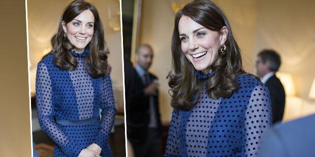 Herzogin Kate, ist das nicht zu gewagt?