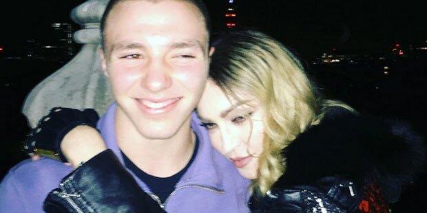 Madonna & Rocco: Alles wieder gut