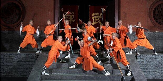 Das Geheimnis der Mönche des KUNG FU