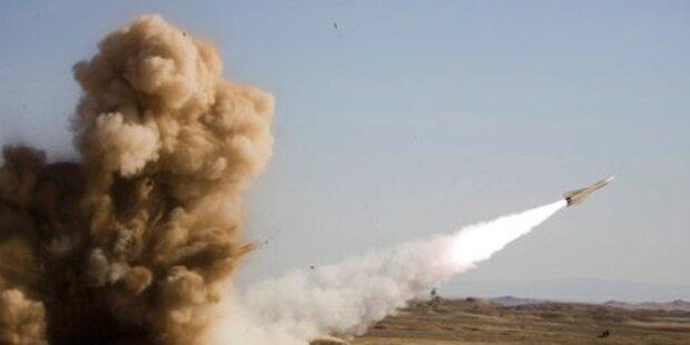 Verwirrung um Iran-Raketentests
