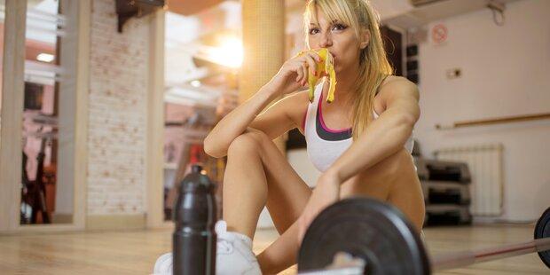 Mit diesen Lebensmitteln halten Sie sich fit
