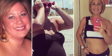 Kristin's Weight Loss Journey