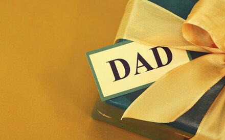 Nur das Beste für Papa!