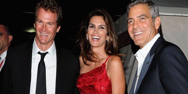 Cindy Crawford: Im Bett mit George Clooney