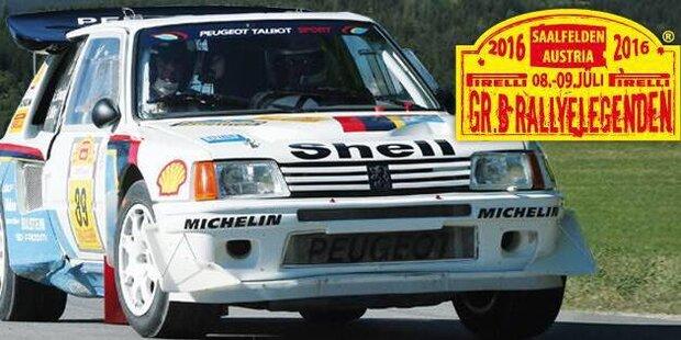 Ein Rallyespektakel der Sonderklasse im schönsten Bundesland Österreichs