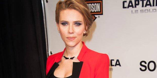 Scarlett Johansson: Geburt in Paris