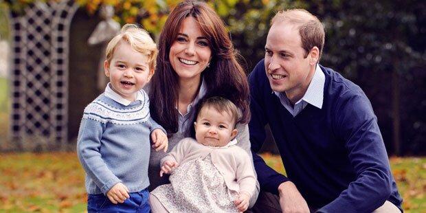 Kate & Will: Ist dieses Foto gar nicht echt?