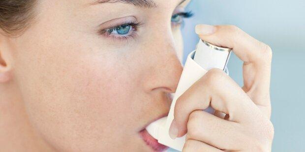 Covid-Risiko bei Asthma und Allergie