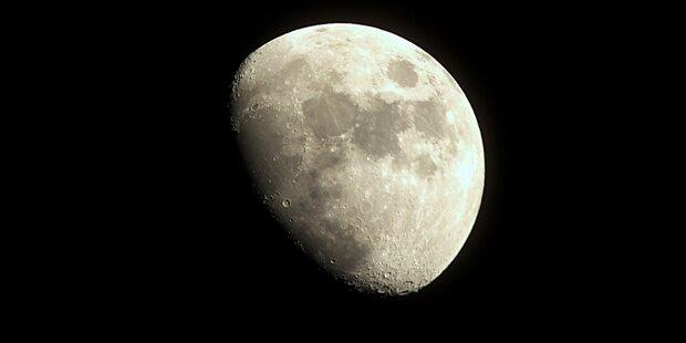 Mondfahrer leben risikoreich