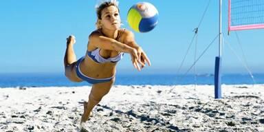 Sport im Sommer