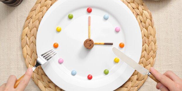WANN Sie essen ist wichtiger, als WAS