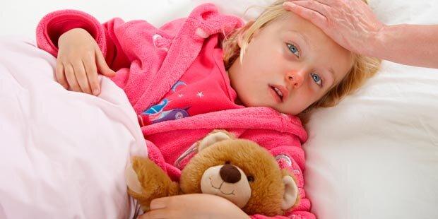 Kinder bekommen zu oft Antibiotika