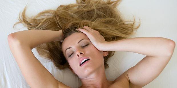So fühlen sich 30 Orgasmen am Tag an